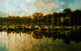 The Alum Creek Armada by casechaser, photography->manipulation gallery
