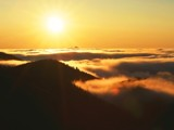 Above the Clouds by Yenom, Photography->Sunset/Rise gallery