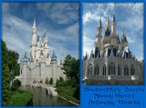 Our Holiday's #02 - Cinderella's Castle by icedancer, photography->castles/ruins gallery