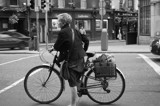 Lady on a Bike by softie, Photography->People gallery