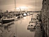 The Docks (Rework) by houstonaxl, Photography->Boats gallery