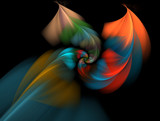 Painted Lady by jswgpb, Abstract->Fractal gallery