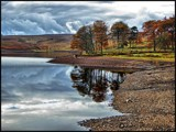 Waskerley Reservoir by Dunstickin, photography->landscape gallery