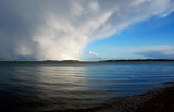 snow squalls over pleasant bay by solita17, Photography->Shorelines gallery