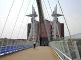 Millennium Bridge, Salford Quays by fogz, Photography->Bridges gallery