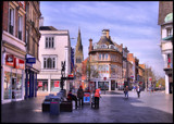 Leicester Early Morning by gizmo1, photography->city gallery
