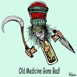 Old Medicine Gone Bad! by HazyHairs, Illustrations->Digital gallery