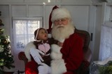 Image: Zari and Santa