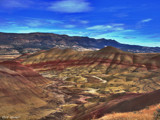 Painted Hills by hamellr, photography->manipulation gallery