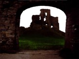 Castle-Ruins by grimbug, photography->manipulation gallery