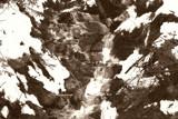 B&W waterfall by RAPH, Photography->Waterfalls gallery
