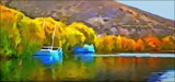 Autumn Moorings by LynEve, photography->manipulation gallery