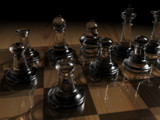 Chess pieces by Prowler_75, Computer->3D gallery