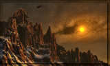 The Mountain by Foxfire66, Computer->Landscape gallery