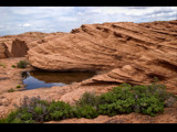 pool in the red rocks by jeenie11, Photography->Landscape gallery