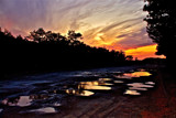 luscious puddles by solita17, Photography->Sunset/Rise gallery