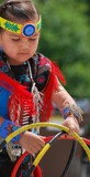 Native American Hoop Dancer by rcit, Photography->People gallery