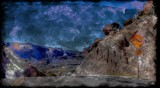 The Hill to Controbando Canyon by snapshooter87, photography->manipulation gallery