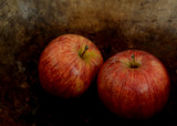 Apples in a Wooden Bowl by Fifthbeatle, photography->still life gallery