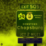 AU Road Signs - Exit 505 by Jhihmoac, illustrations->digital gallery