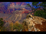 grand canyon vista by jeenie11, Photography->Landscape gallery