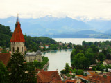 Thun, Switzerland by Gothic, Photography->Landscape gallery