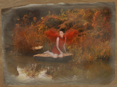 waiting by enon, Photography->Manipulation gallery