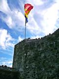My Flag by roxanapaduraru, Photography->Castles/Ruins gallery