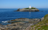 Glorious Godrevy by Neken, Photography->Lighthouses gallery