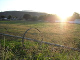 Field Set to Rest by RisaT8, Photography->Sunset/Rise gallery
