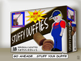 Auntie Madmaven's Stuffy Duffies by Jhihmoac, Illustrations->Digital gallery