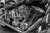 Motorbike by corngrowth, contests->b/w challenge gallery