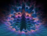 Exploding Easter Bunny by jswgpb, Abstract->Fractal gallery