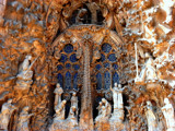 La Sagrada Familia Cathedral-detail by 89037, Photography->Architecture gallery
