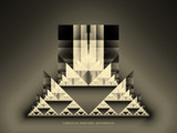 Retro Sierpinski by 011art, abstract->fractal gallery