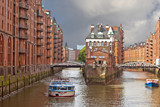 Views of Hamburg 1 by Ramad, photography->city gallery
