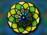 Stained Glass 5 by nmsmith, Abstract->Fractal gallery