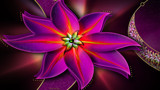 Abstract Flower by GGFF, abstract gallery