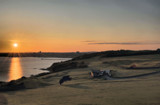 Jennycliff, Plymouth HDR by ttpicasso, Photography->Sunset/Rise gallery