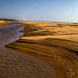 Sandy lines by Mannie3, photography->shorelines gallery