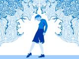 blue by groo2k, Illustrations->Digital gallery