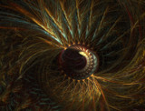 Cyclops by yellowdog07, Abstract->Fractal gallery