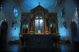 Iba Cathedral Altar (Cold) by lovestoned, Photography->Places of worship gallery