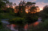 Painted River by slybri, photography->sunset/rise gallery