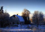 Barn Hunter by Jay_Underwood, Photography->Landscape gallery