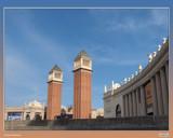 Barcelona Towerz by PhotoKandi, Photography->Architecture gallery