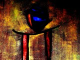 The Thin Man - an abstract by mesmerized, abstract gallery