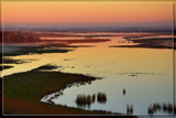 Wetlands At Twilight by corngrowth, photography->sunset/rise gallery