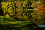 Early Autumn Reflections by amishy, photography->shorelines gallery