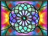 Stained Glass 8 by nmsmith, computer gallery